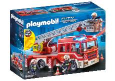 Masina de pompieri Cu scara - PLAYMOBIL City Action - PM9463