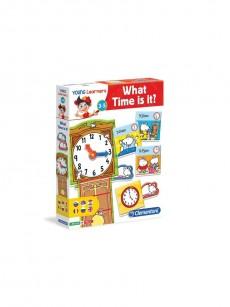What Time Is It? / Cat este ceasul?