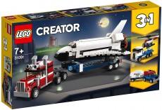 Transportorul navetei spatiale (31091) - LEGO Creator