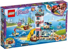 Centrul de salvare de la far (41380) - LEGO Friends
