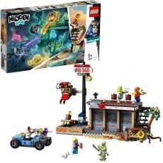 Atacul de la baraca cu creveti (70422) - LEGO Hidden Side