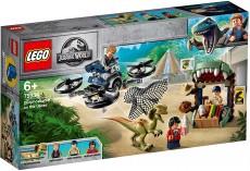 Dilophosaurus in libertate (75934) - LEGO Jurassic World