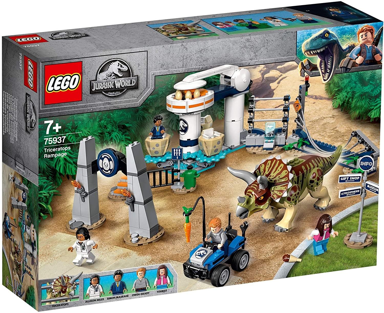 LEGO_Jurassic World_Triceratops_dezlantuit_Lego_75937_1