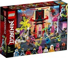 Piata jucatorilor (71708) - LEGO Ninjago