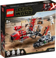 Urmarirea cu speederul Pasaana (75250) - LEGO Star Wars