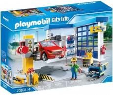 Service auto - PLAYMOBIL City - PM70202