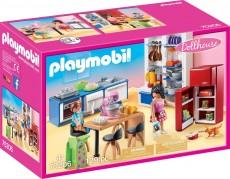 Bucataria familiei - Playmobil Dollhouse - PM70206
