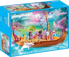 Barca Magica Cu Zane - Playmobil Fairies - PM9133