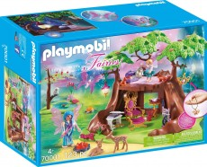 Casa Zanelor din Padure - Playmobil Fairies - PM70001