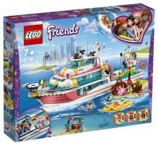 Barca pentru misiuni de salvare (41381) - LEGO Friends