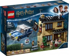 4 Privet Drive (75968) -  LEGO Harry Potter