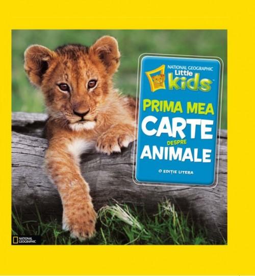 Prima mea carte despre animale - Catherine D. Hughes