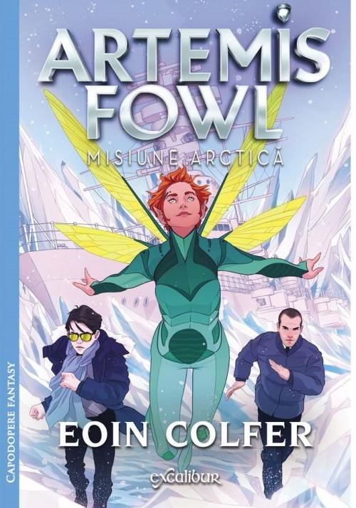 Artemis Fowl. Misiune arctică - Eoin Colfer