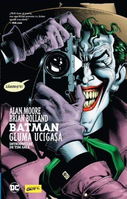 Batman. Gluma ucigașă - Alan Moore, Brian Bolland