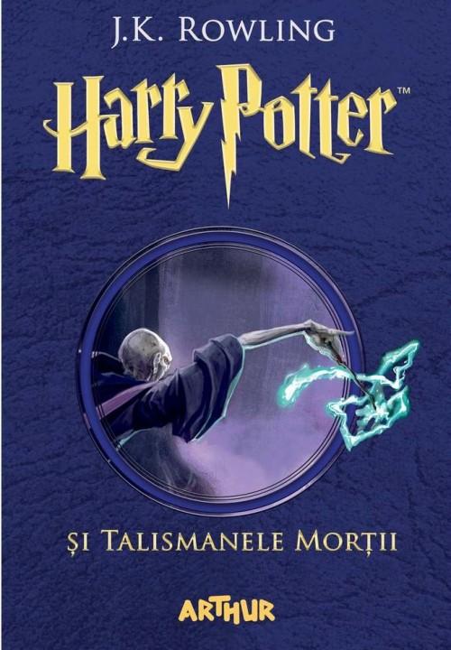 Harry Potter și Talismanele Morții - J.K. Rowling