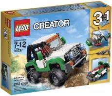 Vehicule pentru aventuri (31037) - LEGO Creator