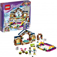 Patinoarul Stațiunii De Iarnă - LEGO Friends (41322)