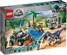 Infruntarea Baryonyx: Vanatoarea de comori (75935) - LEGO Jurassic World