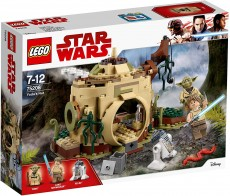 Coliba lui Yoda (75208) - LEGO Star Wars
