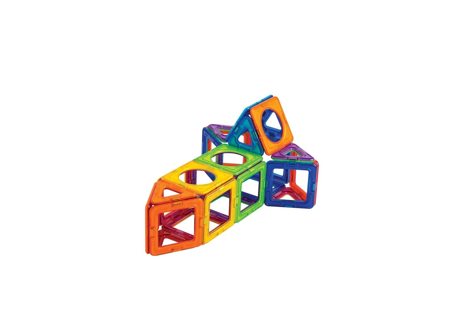 Magformers -Set magnetic de construit - Basic Plus 7