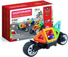 Magformers -Set magnetic de construit - Vehicule