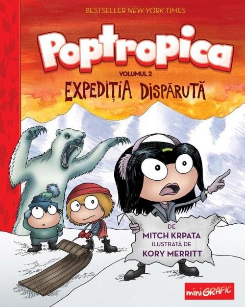Poptropica.  Expediţia dispărută - Mitch Krpata, Korry Merritt