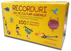 Recorduri. Joc de cultură generală. 100 de întrebări și răspunsuri - Larousse