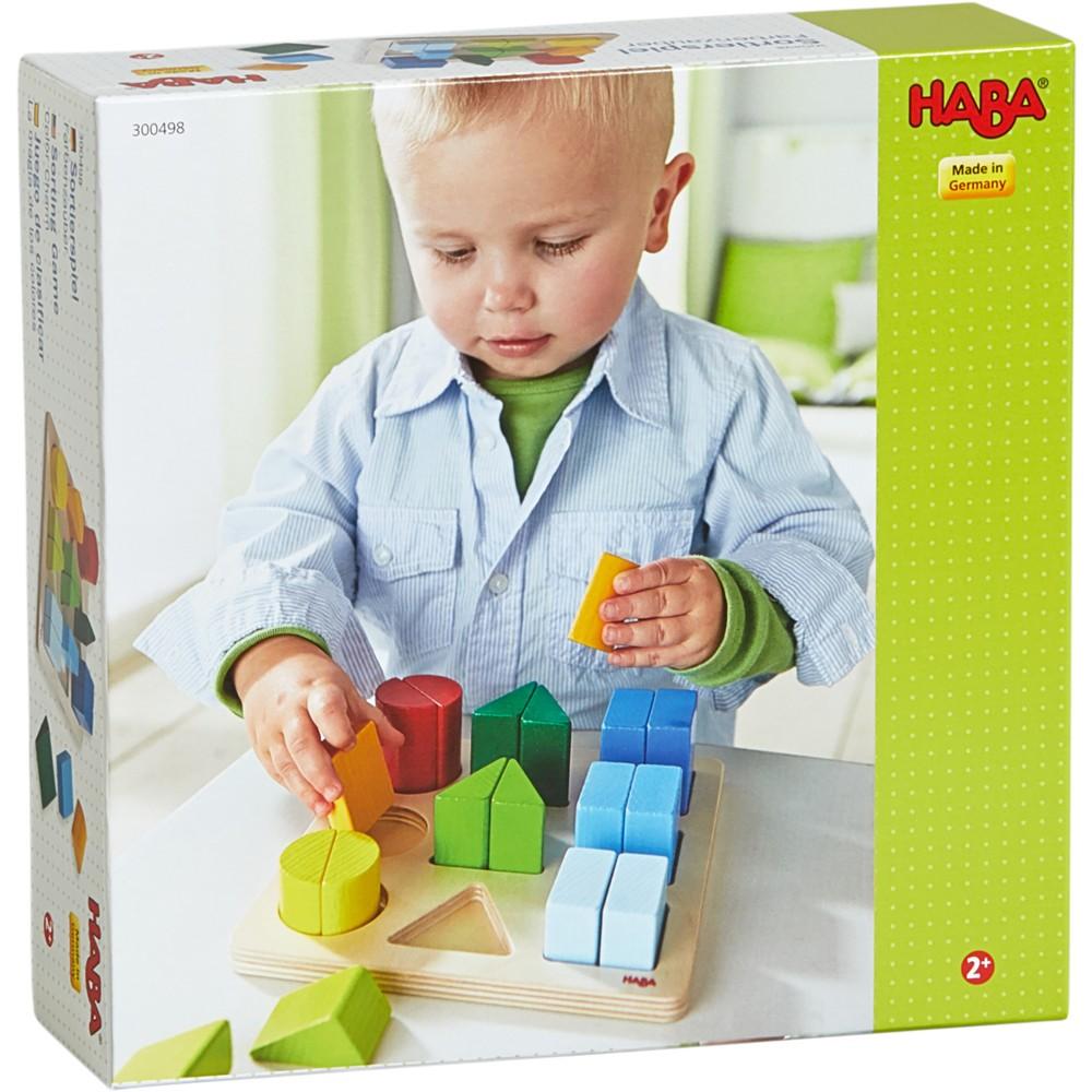 Joc de sortare a culorilor - Haba - 300498 - 1