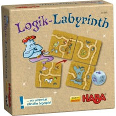 Labirintul logic - Logic Labyrinth