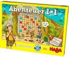 Joc de calcul. Înmulțiri cu aventuri - Abenteuer 1x1