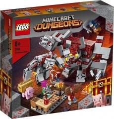 Batalia Redstone (21163) - Lego Minecraft
