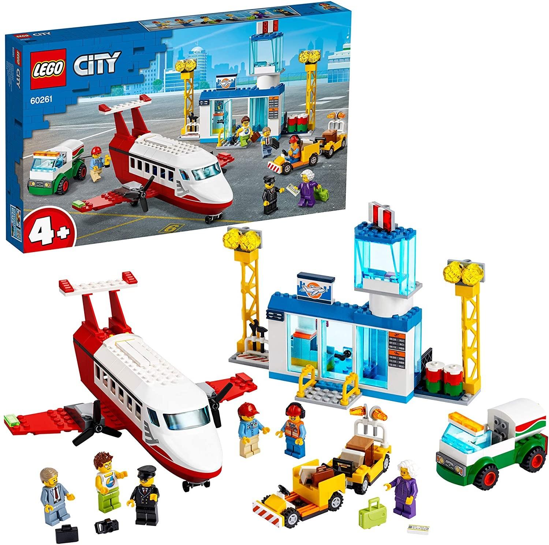 Aeroport central (60261) - LEGO City - 2