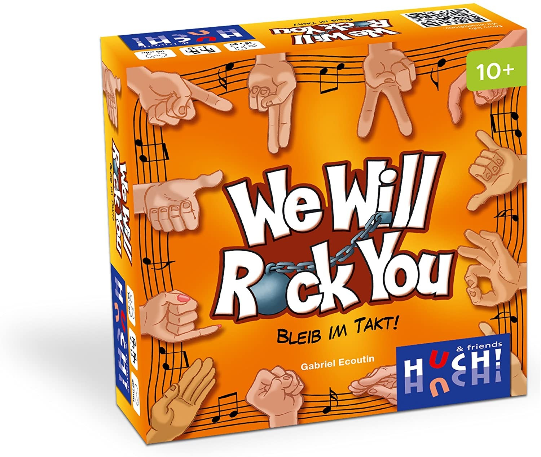 We will rock you - Joc copii - HUCH-879035-1