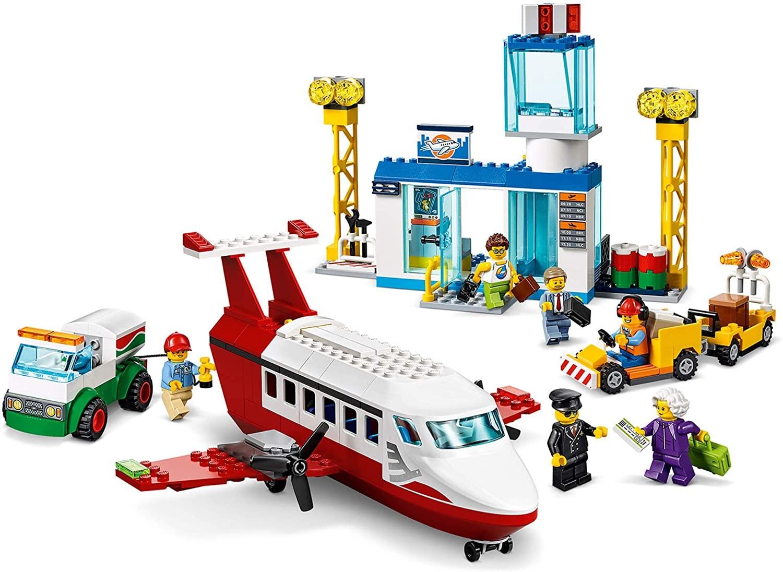 Aeroport central (60261) - LEGO City - 3