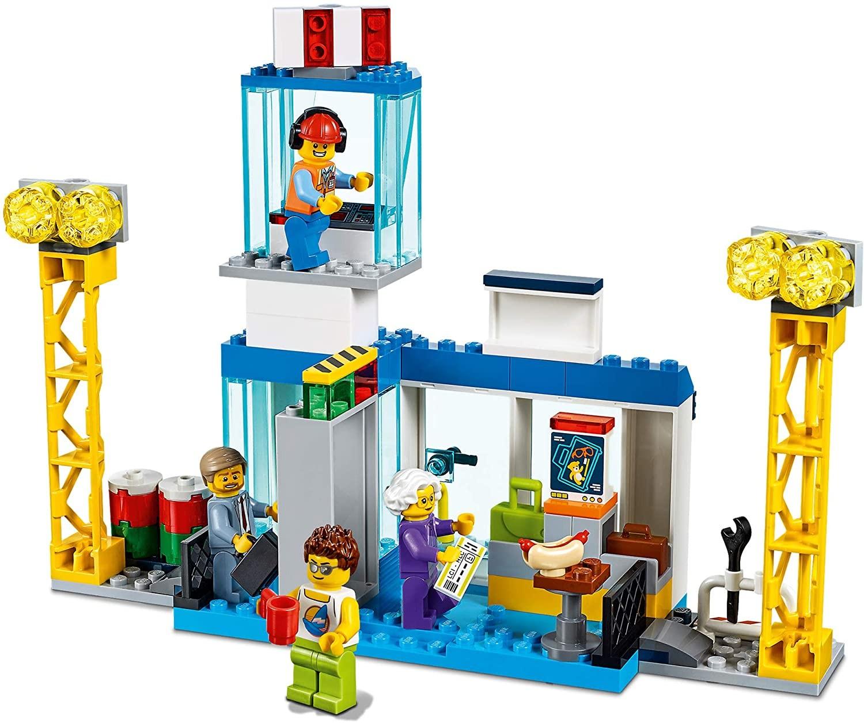 Aeroport central (60261) - LEGO City - 4