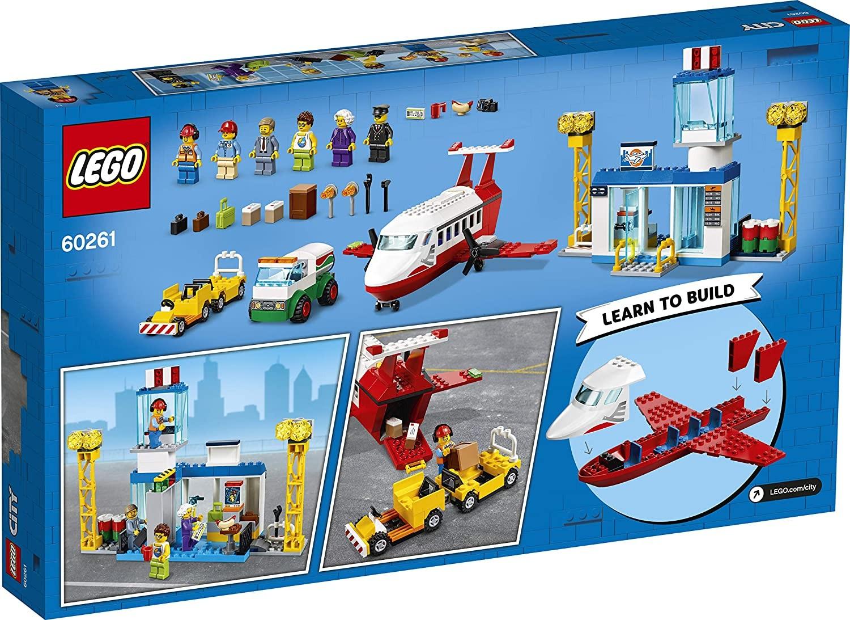 Aeroport central (60261) - LEGO City - 5