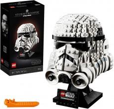 Casca de Stormtrooper (75276) - LEGO Star Wars