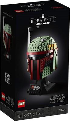 Casca lui BOBA FETT (75277) - LEGO Star Wars
