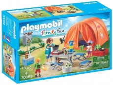 Cort camping - PLAYMOBIL Family Fun  - PM70089