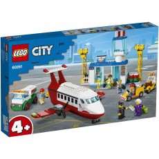 Aeroport central (60261) - LEGO City
