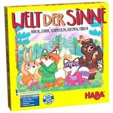 Lumea simțurilor - Joc educativ - Welt der Sinne Lernspiel