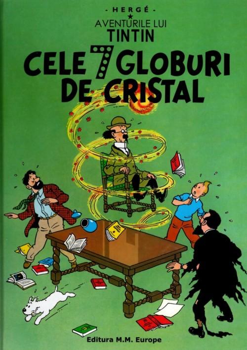 Aventurile lui Tintin - Cele şapte globuri de cristal
