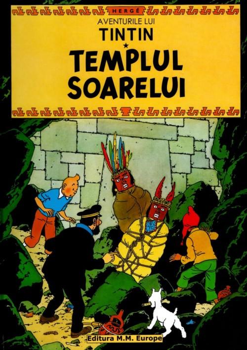 Aventurile lui Tintin - Templul Soarelui