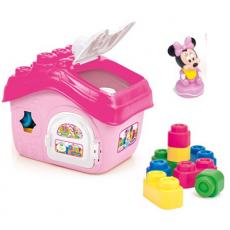 Clemmy - Căsuța Minnie cu cuburi