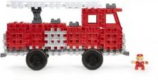 Waffle Blocks - Blocuri de construcție - Mașina de pompieri