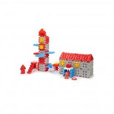 Waffle Blocks - Blocuri de construcție - Secție Pompieri