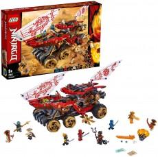 Bounty de teren (70677) - LEGO Ninjago