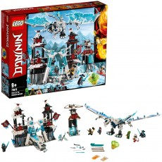 Castelul Împăratului Părăsit (70678) - LEGO Ninjago