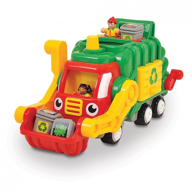 Fred - Mașina de gunoi - WOW 2
