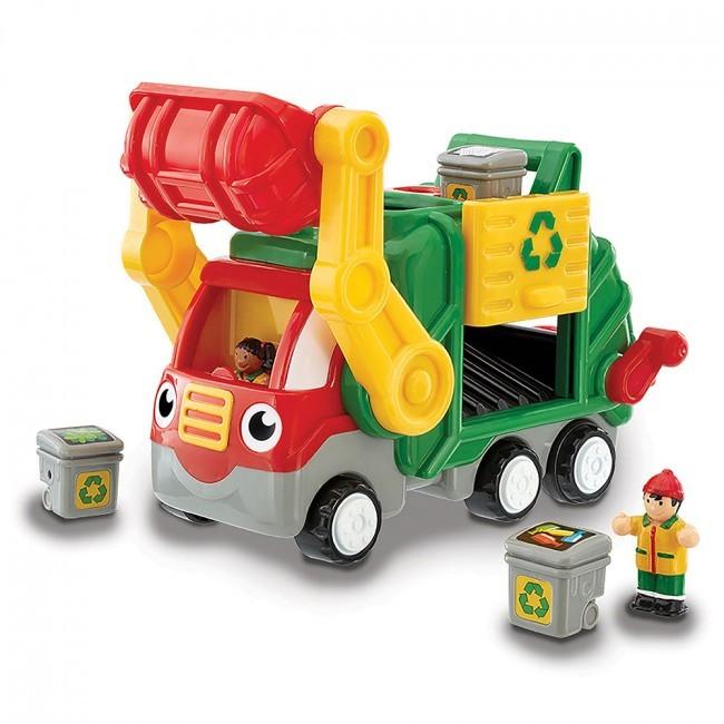 Fred - Mașina de gunoi - WOW 4